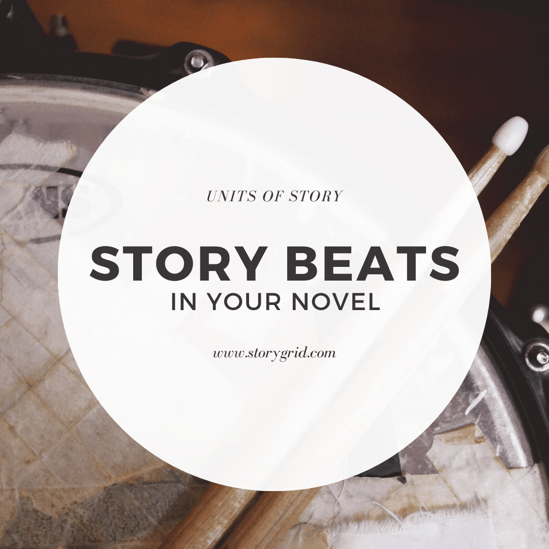 Story Beats: Understanding Units of Story