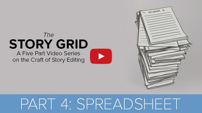 Story Grid Mini-Course Four