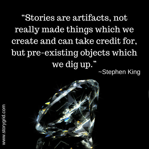Stories are Artifacts