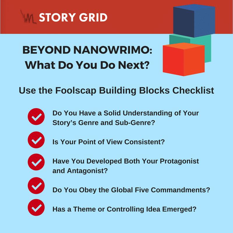 Story Grid Beyond NaNoWriMo