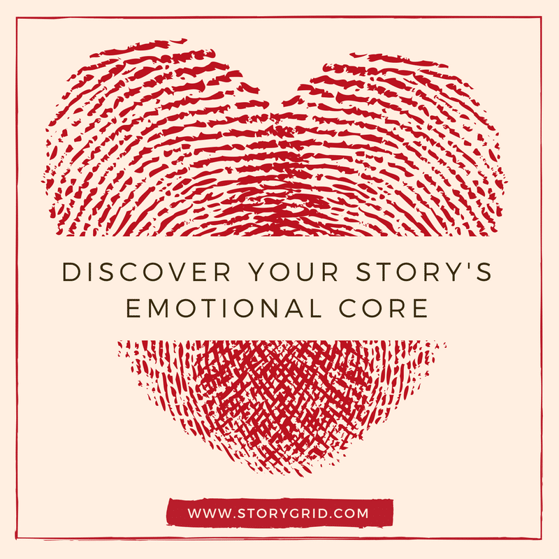 Discover Your Story's Emotional Core