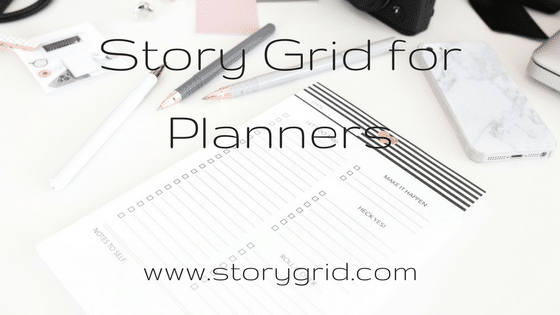 Story Grid for Planners