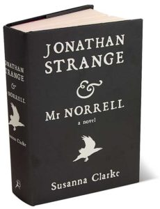 Image of novel Jonathan Strange & Mr Norrell by Susanna Clarke