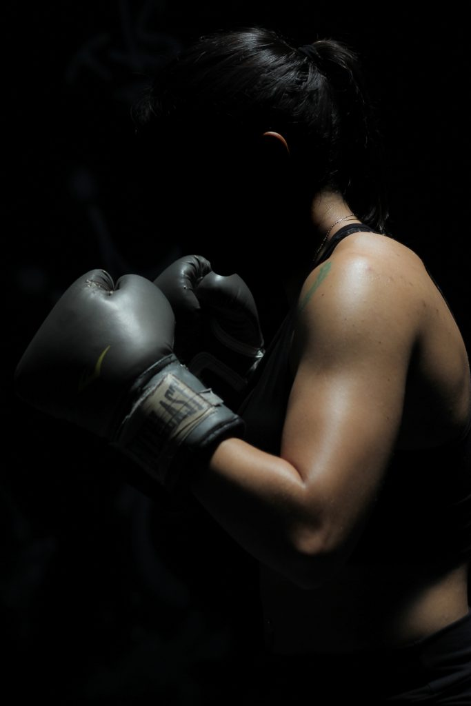 Boxing and the Heroine's Journey