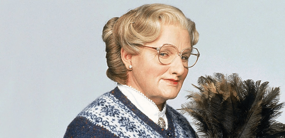Mrs. Doubtfire - Forces of Antagonism - Story Grid Editor Roundtable Podcast at StoryGrid.com