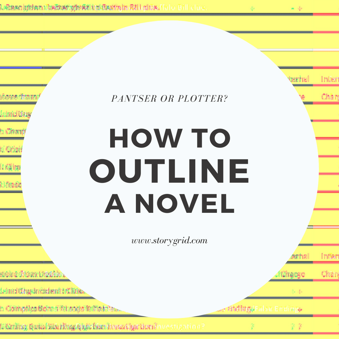 How to Outline a Novel: 12 Steps From Start-to-Finish