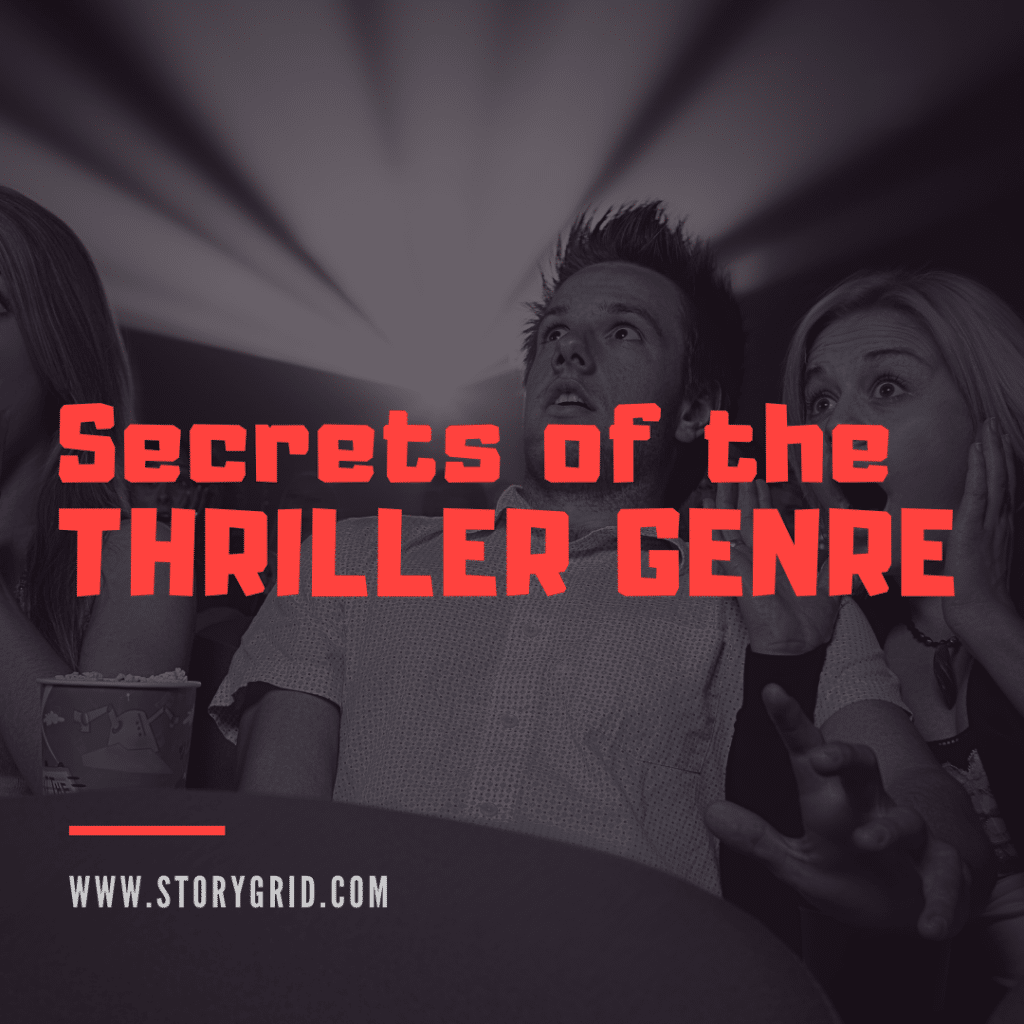 Thriller Genre: Step-by-Step Crafting an Exciting Story