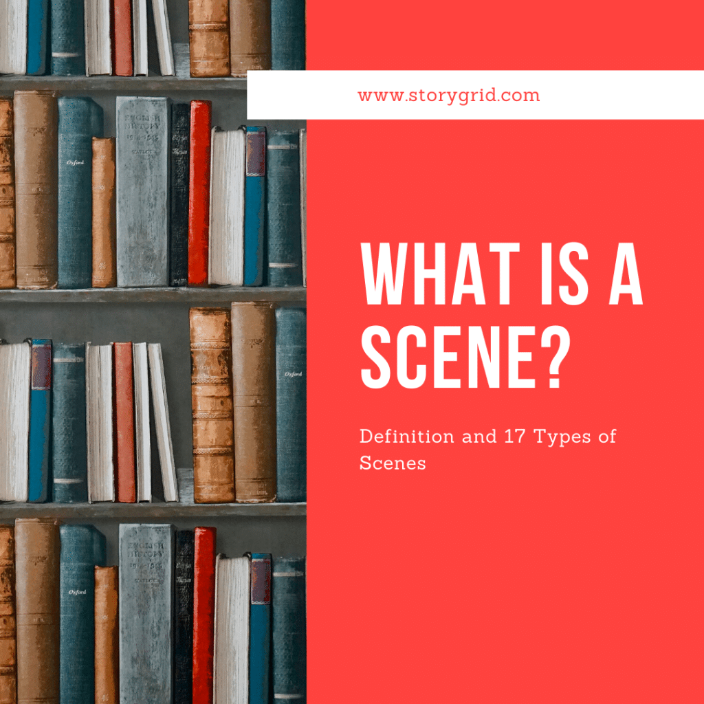 What is a Scene? Definition and 17 Types of Scenes
