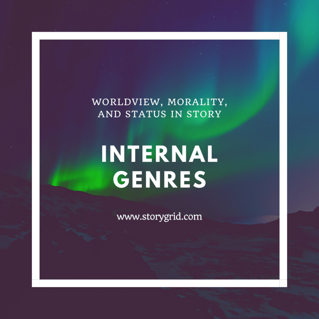 Internal Genres: Worldview, Morality, and Status in Story