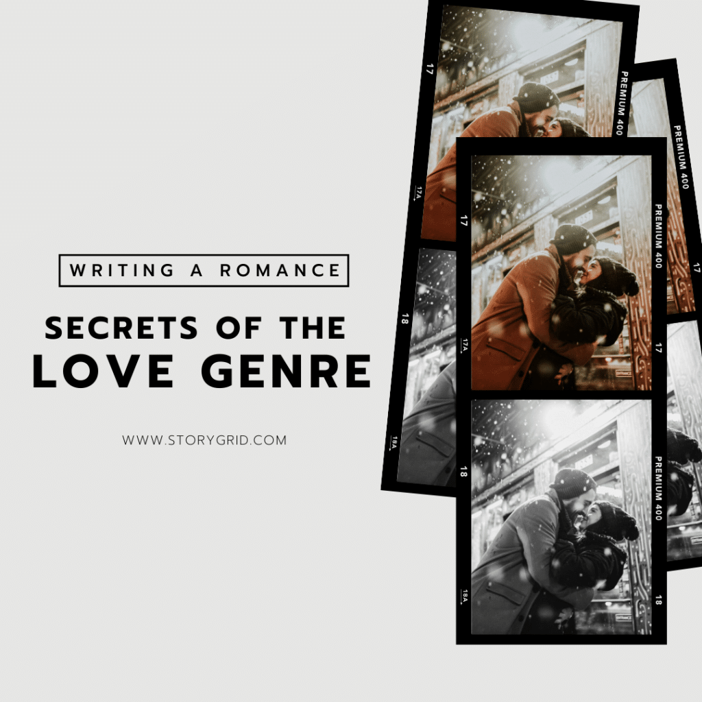Love Genre: How to Write a Great Romance