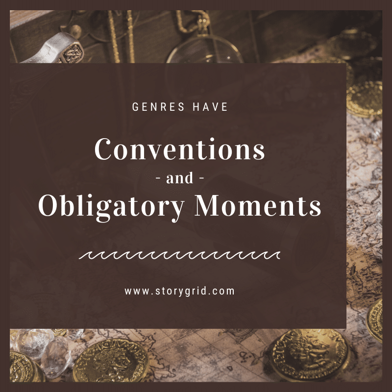 Conventions and Obligatory Moments