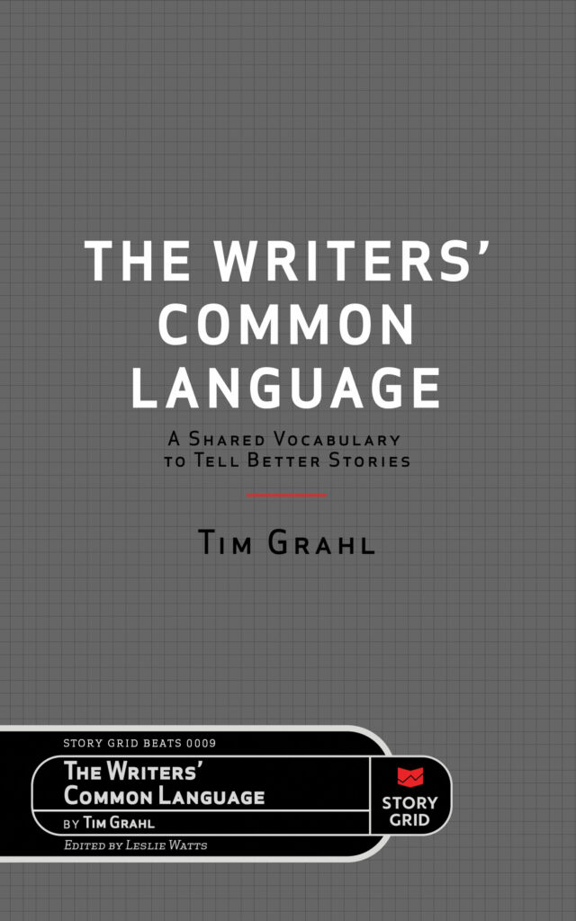 The Writers' Common Language: A Shared Vocabulary to Tell Better Stories