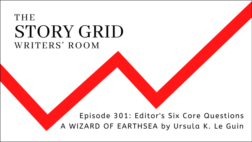 A Wizard of Earthsea – Editor's Six Core Questions